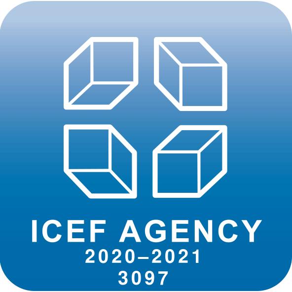 Agência reconhecida pela ICEF.